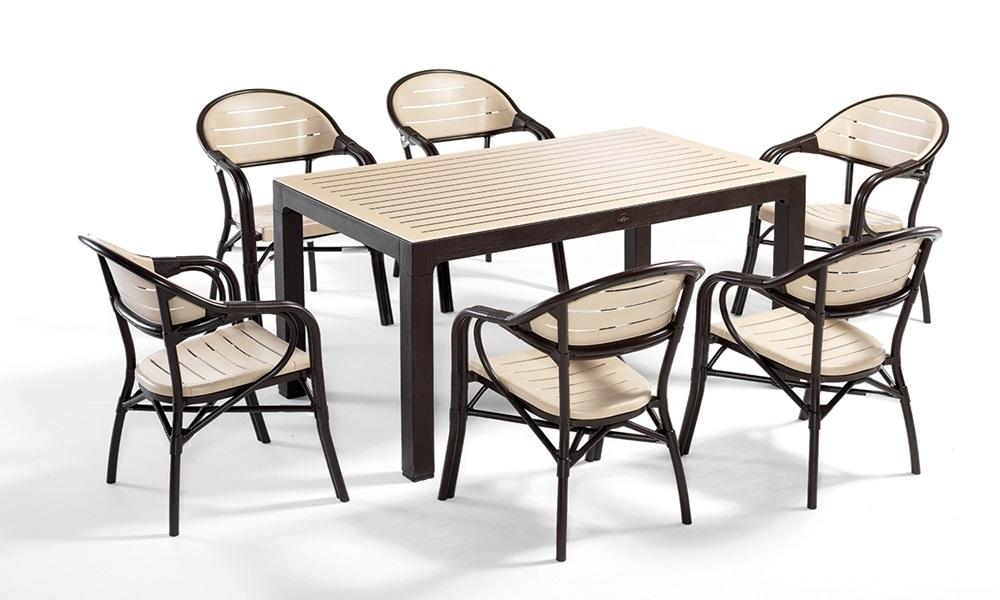 Bamboo 6'lı Set